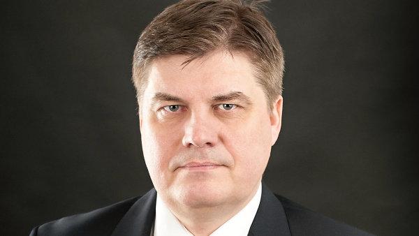 Petr Brzezina, generální ředitel OHL ŽS