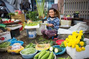 Vietnam, fotogenick� zem� s rozmanitou krajinou i ulicemi pln�mi �ivota