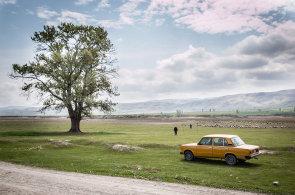 Ázerbájdžán: Prohlédněte si snímky ze země, kde je hra domino takřka národním sportem