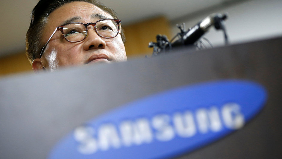 Koh Dong-jin, prezident divize Samsung Electronics Mobile Communications Business