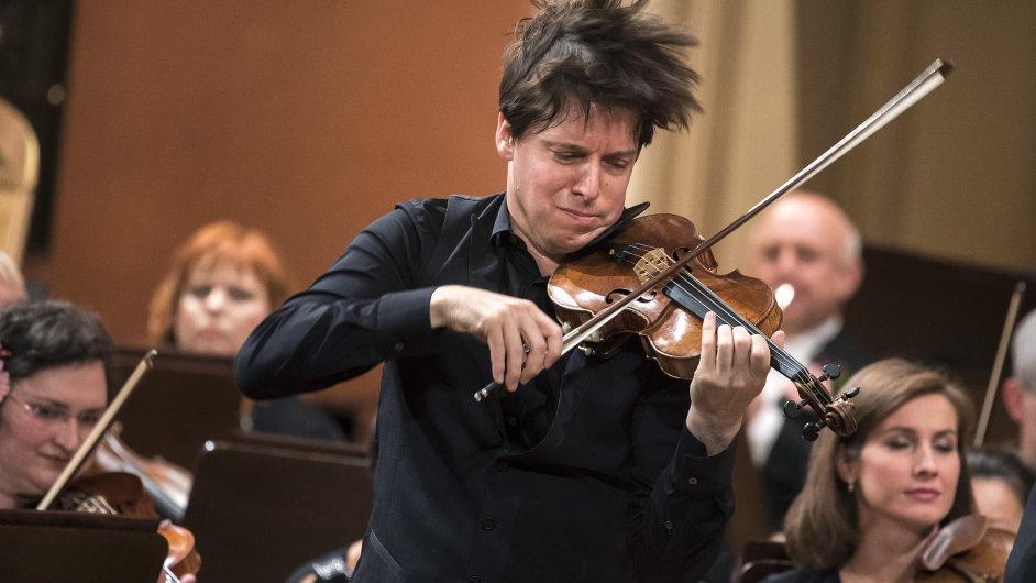 Snímek ze čtvrtečního zahajovacího koncertu České filharmonie.