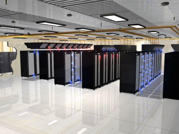 Datové sály (ilustrační foto)