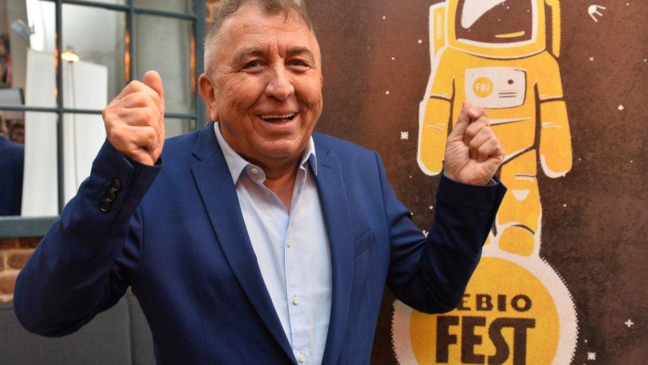 Fero Fenič v úterý představil program letošního Febiofestu.