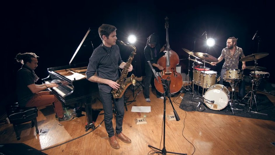 Snímek z videa Ben Wendel Group.