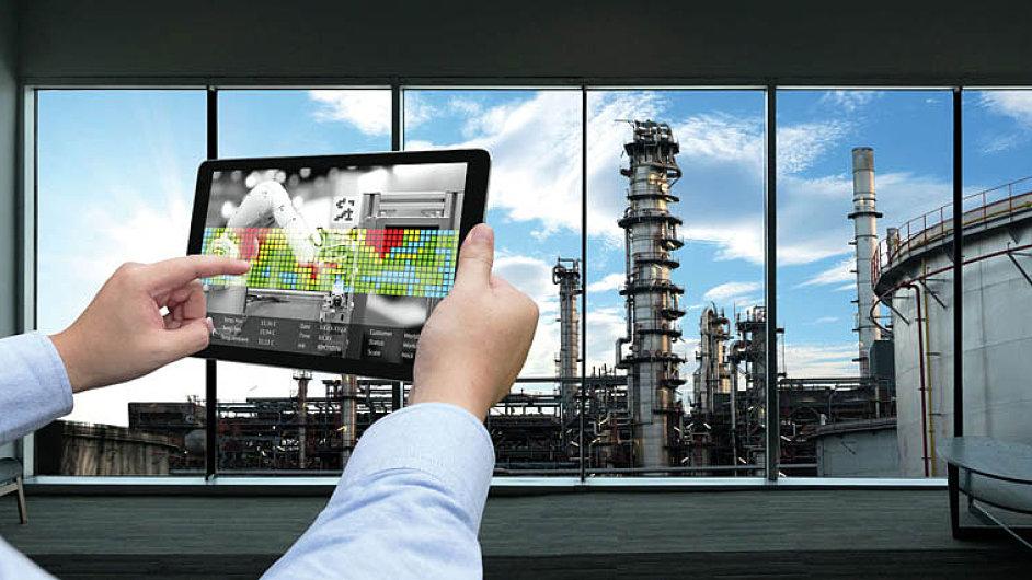 ERP systémy v éře Průmyslu 4.0 - ilustrační foto.
