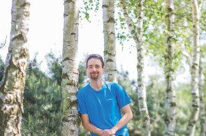 Světlo, tma a sport: Ondřej Zmeškal se chystá na extrémní triatlonový závod