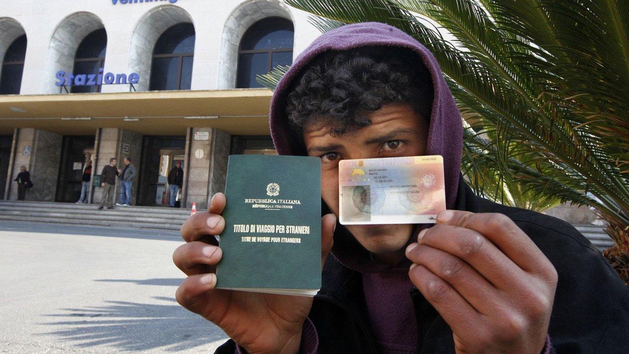 Tuniský uprchlík