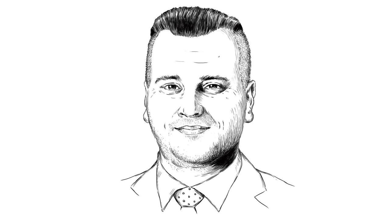 Jaroslav Kramer, šéfredaktor časopisu Právní rádce