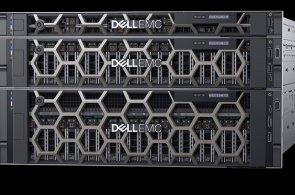 Dell EMC servery řady PowerEdge, ilustrační foto