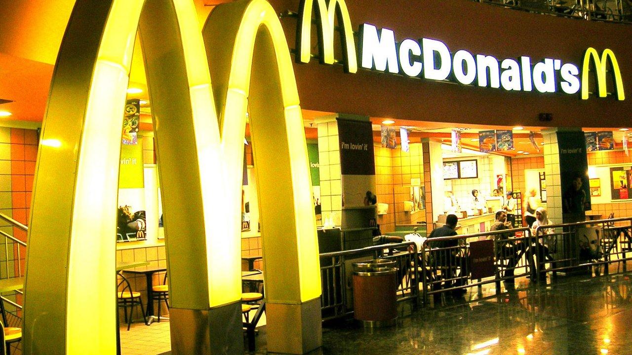 Zaměstnavatelem bez bariér 2015 se stal McDonald's