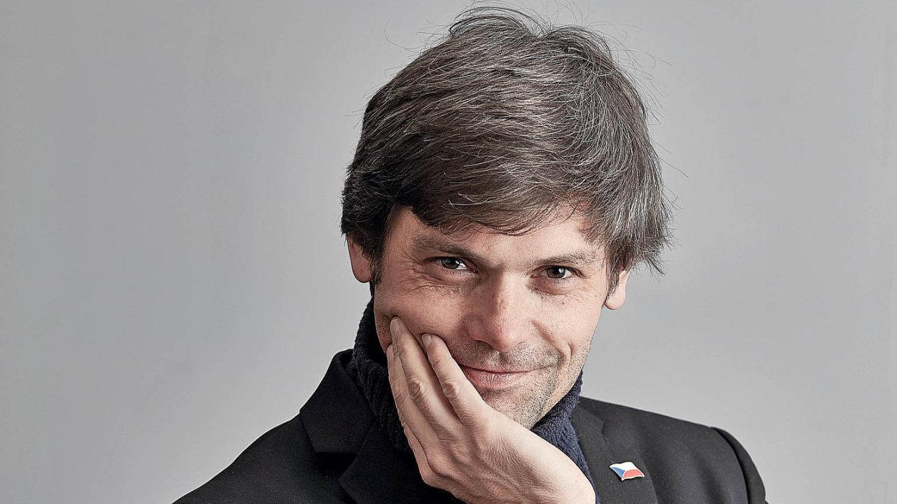 Marek Hilšer patřil mezi největší překvapení letošní prezidentské volby.