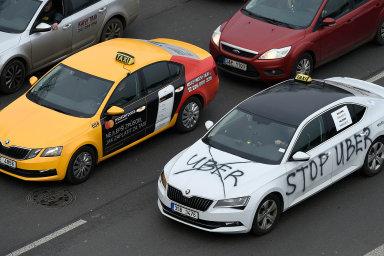 Zástupci pražských taxikářů vítají mírné pokroky, které vzešly z memoranda. Přesto z jejich pohledu stále nedochází k narovnání podmínek