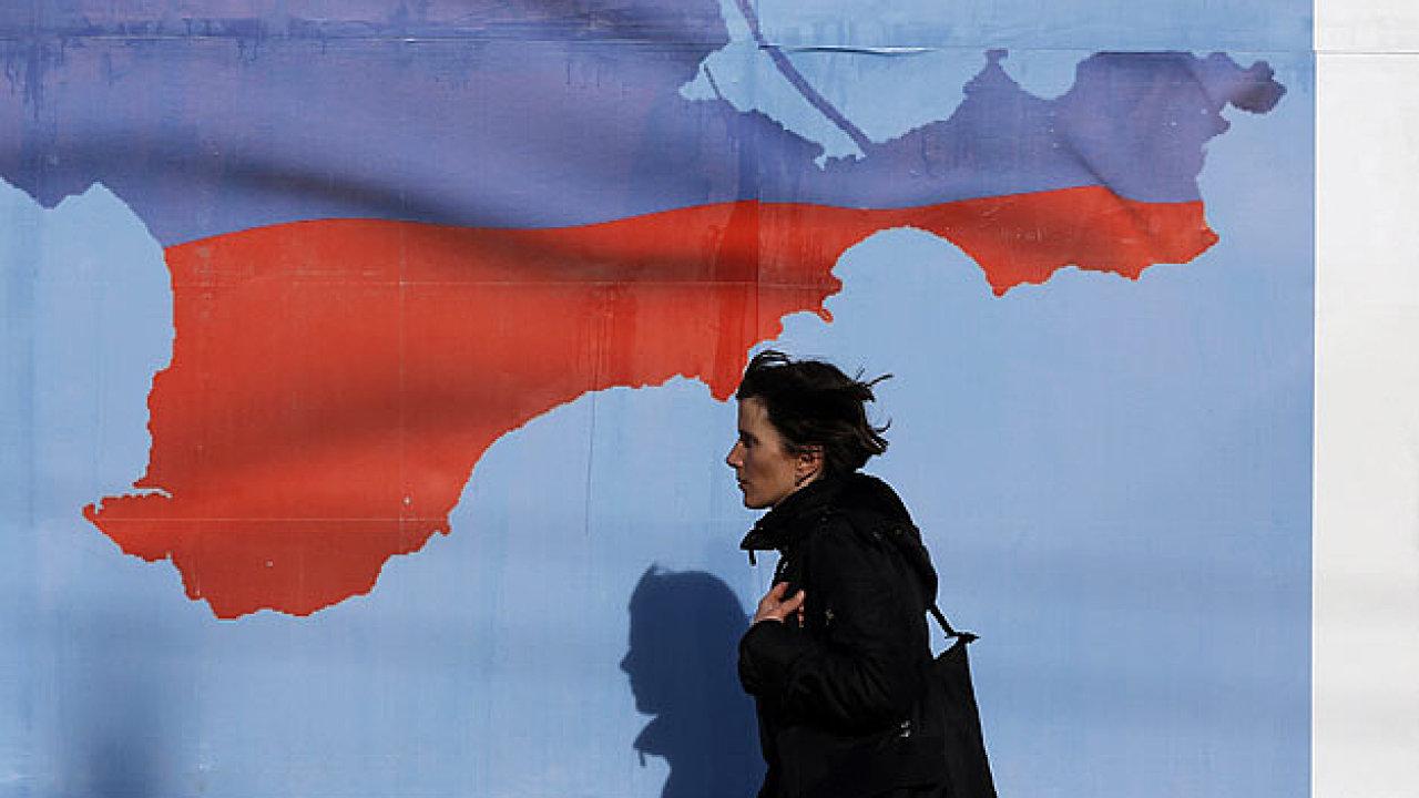 Krym tři měsíce po referendu