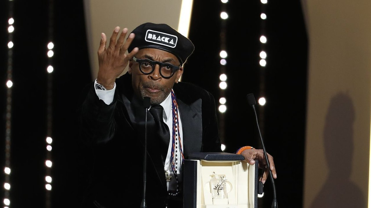 Spike Lee v Cannes
