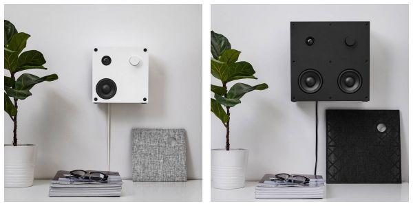 Reprosoustavy IKEA ENEBY jsou první výlet švédského řetězce do světa hudby