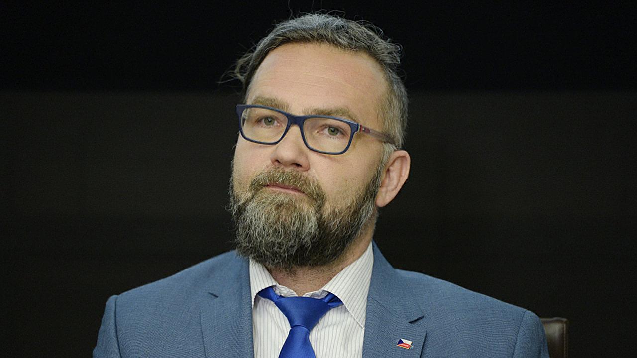 Vratislav Košťál na archivním snímku z roku 2017