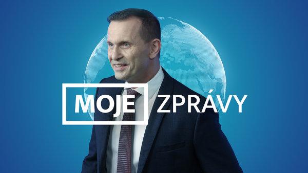 Jaromír Soukup a pořad Moje zprávy