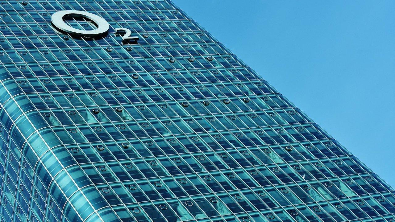 Telekomunikační operátor O2 zvýšil zisk.