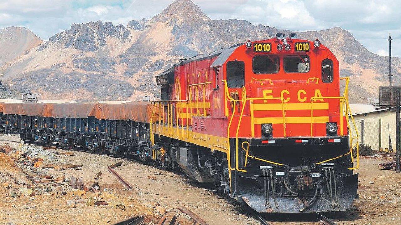 Gigantický železniční projekt má protnout Jižní Ameriku.