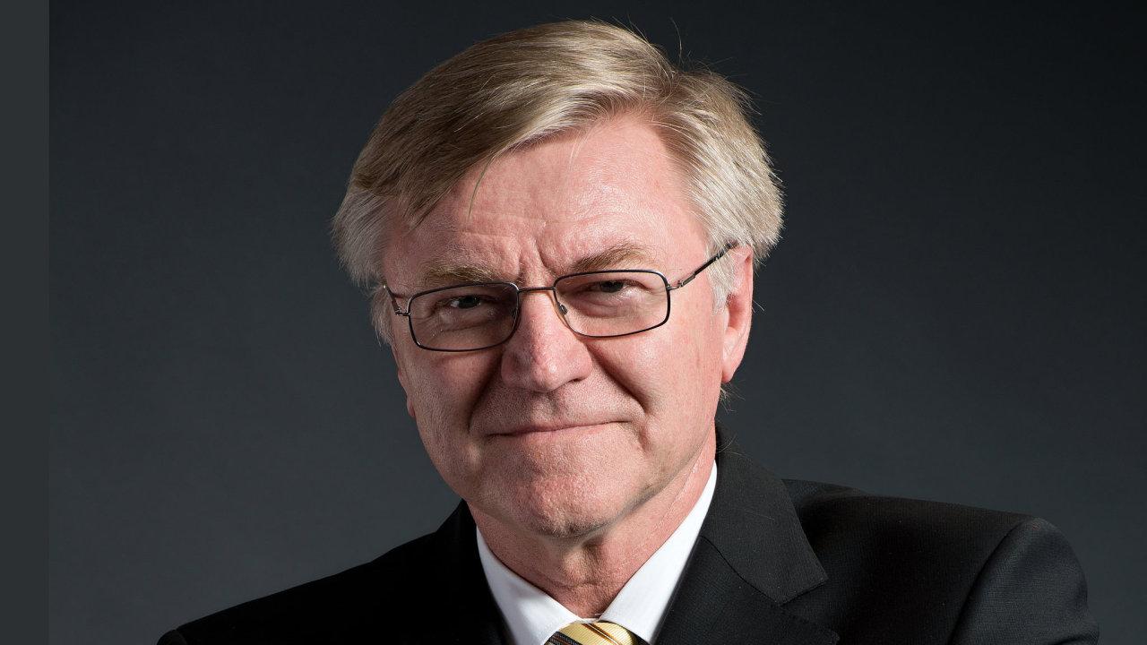 Rostislav Dvořák, předseda Družstevní Asociace ČR