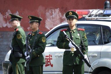 Čína chce své občany střežit co nejbedlivěji.