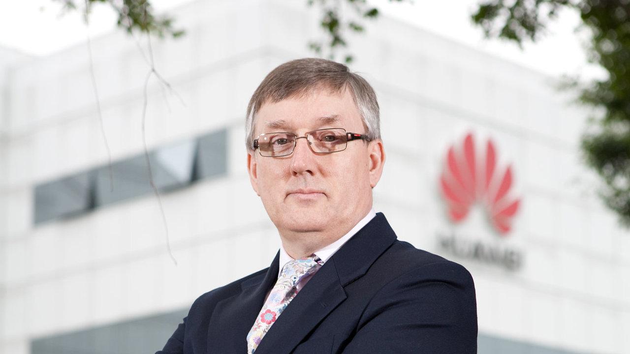 John Suffolk Huawei