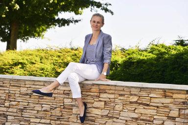 """Podle Lenky Novákové ještě franšízy vČesku nevyčerpaly svůj potenciál. """"Vymyslet nové podnikání, které ještě nikde nebylo, je náročné. A postavit ztoho silnou značku je nadlouho,"""" říká."""