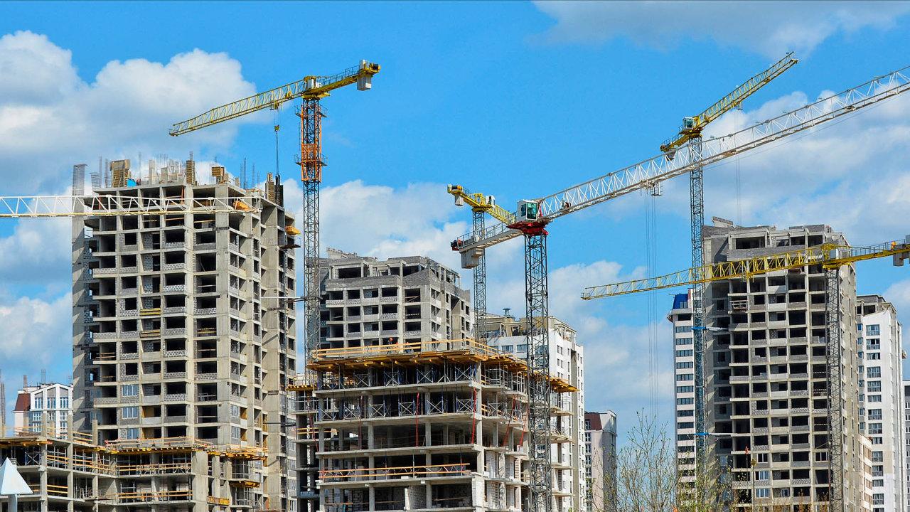 Největší dopad naceny staveb mělo zdražení betonu.