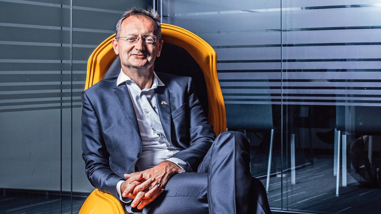 Podnikatel Jaroslav Řasa