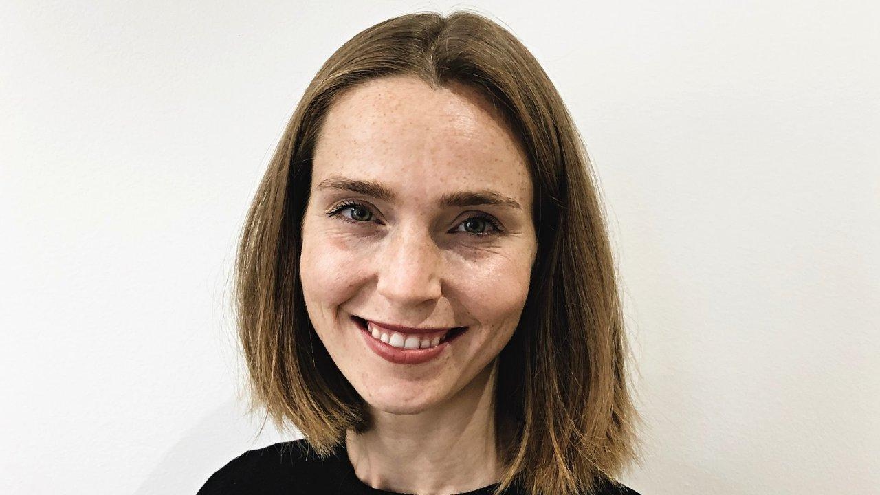 Apolena Weissová, vedoucí oddělení Workplace Consultancy společnosti CAPEXUS