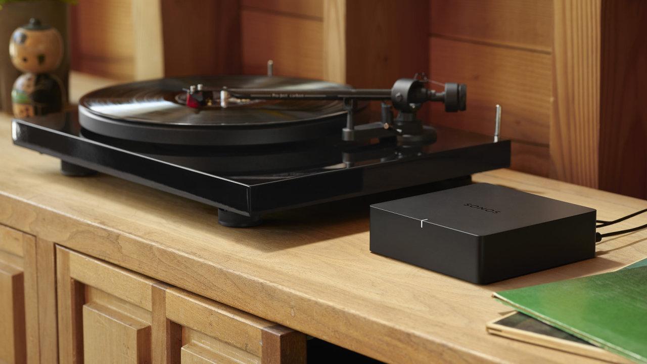 Sonos Port propojuje svět technologií a kvalitního zvuku.