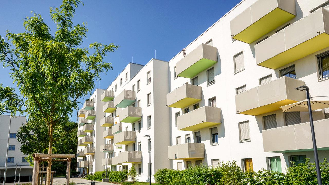 Družstva se stávají alternativou k vlastnickému bydlení