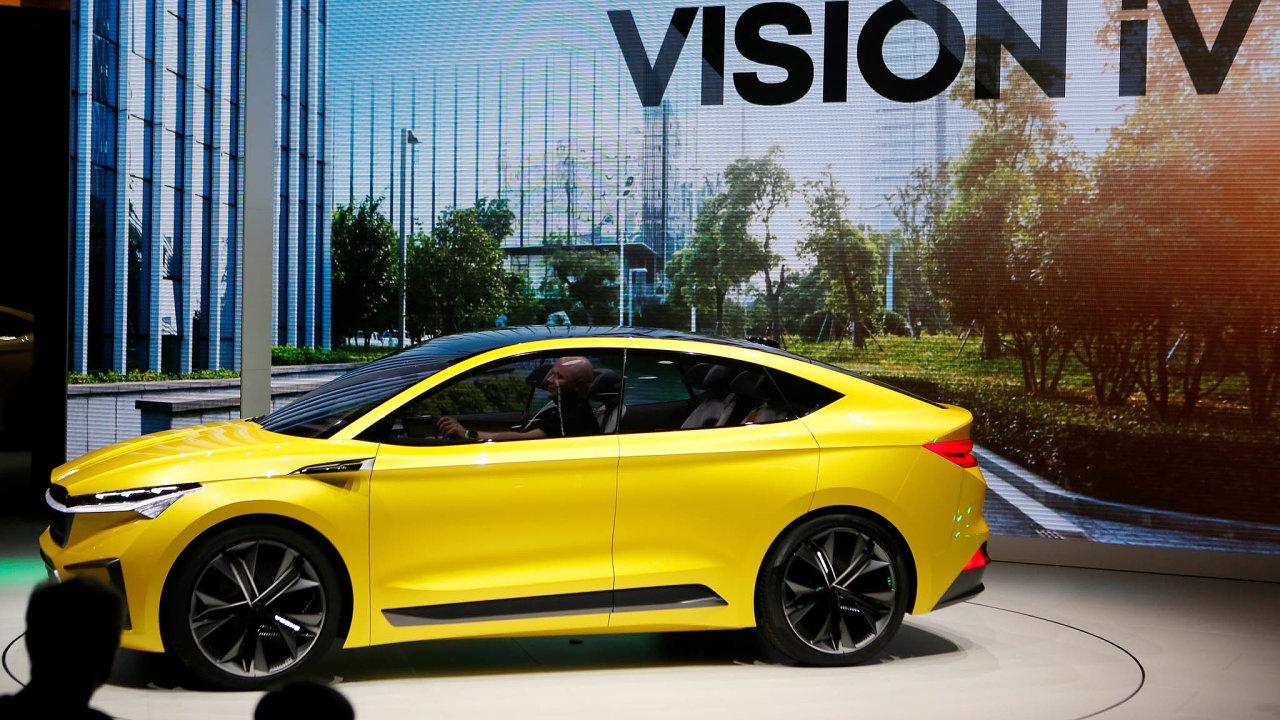 Mladoboleslavská Škoda Auto zahájí sériovou výrobu prvního vozu, který byl od počátku navrhován jako čistě elektrický. Vznikne podle konceptu Vision iV zroku 2017.