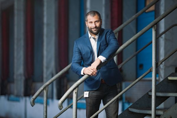 Štěpán Ladányi, obchodní ředitel FM Logistic