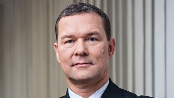Martin Hančar, ředitel Elektrárny Dětmarovice