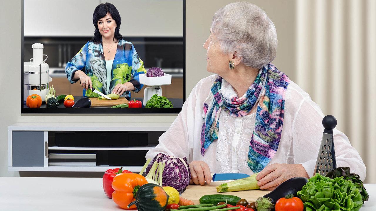 Soumrak TV kuchařů