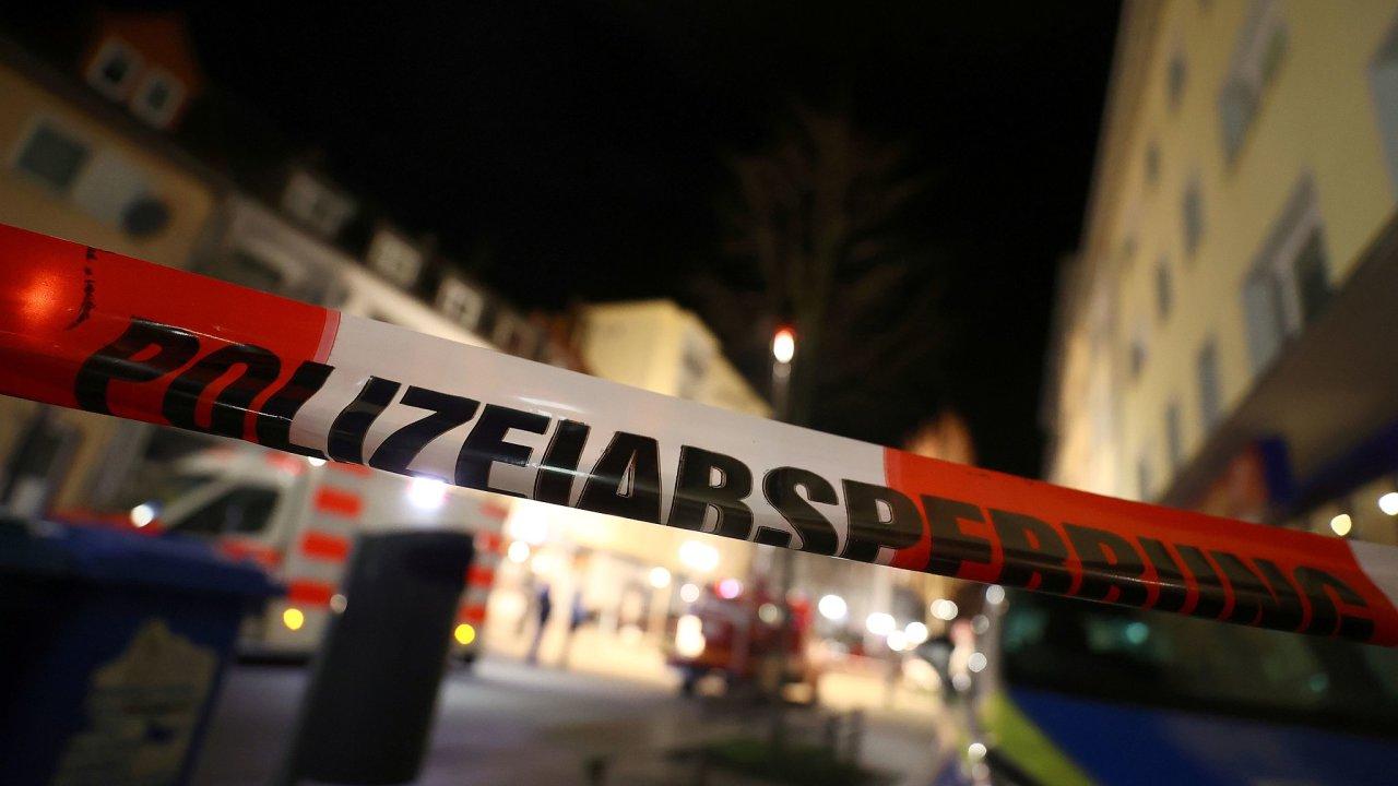 Střelba v Německu