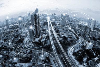 Volterrasezaměřuje naprovoz aplikací vesložitých globálních sítích ataké síťovou komunikaci mezicloudy.
