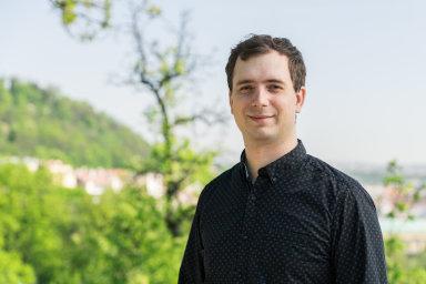 Filip Mikschik, zakladatel StartupJobs.cz.