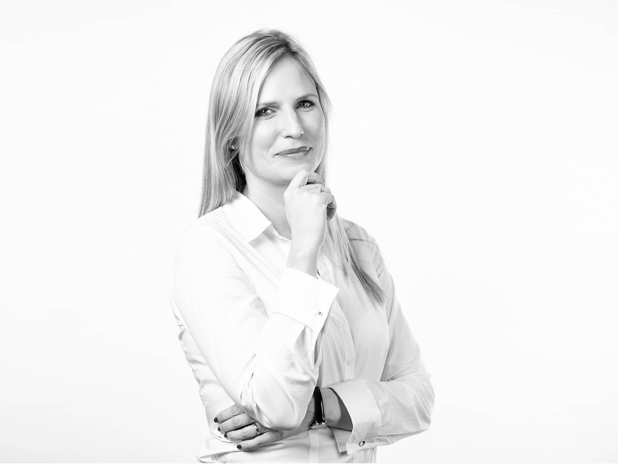 Personální ředitelka Raiffeisenbank Dana Fajmonová