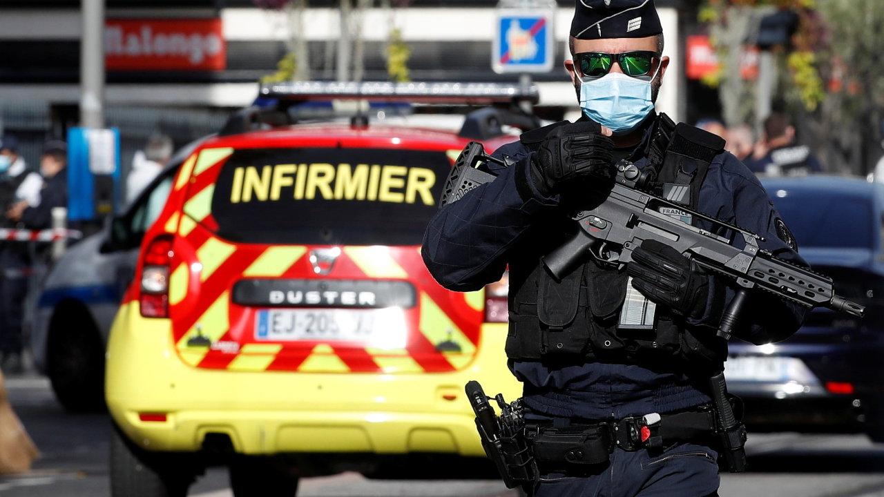 Útok v Nice, Francie