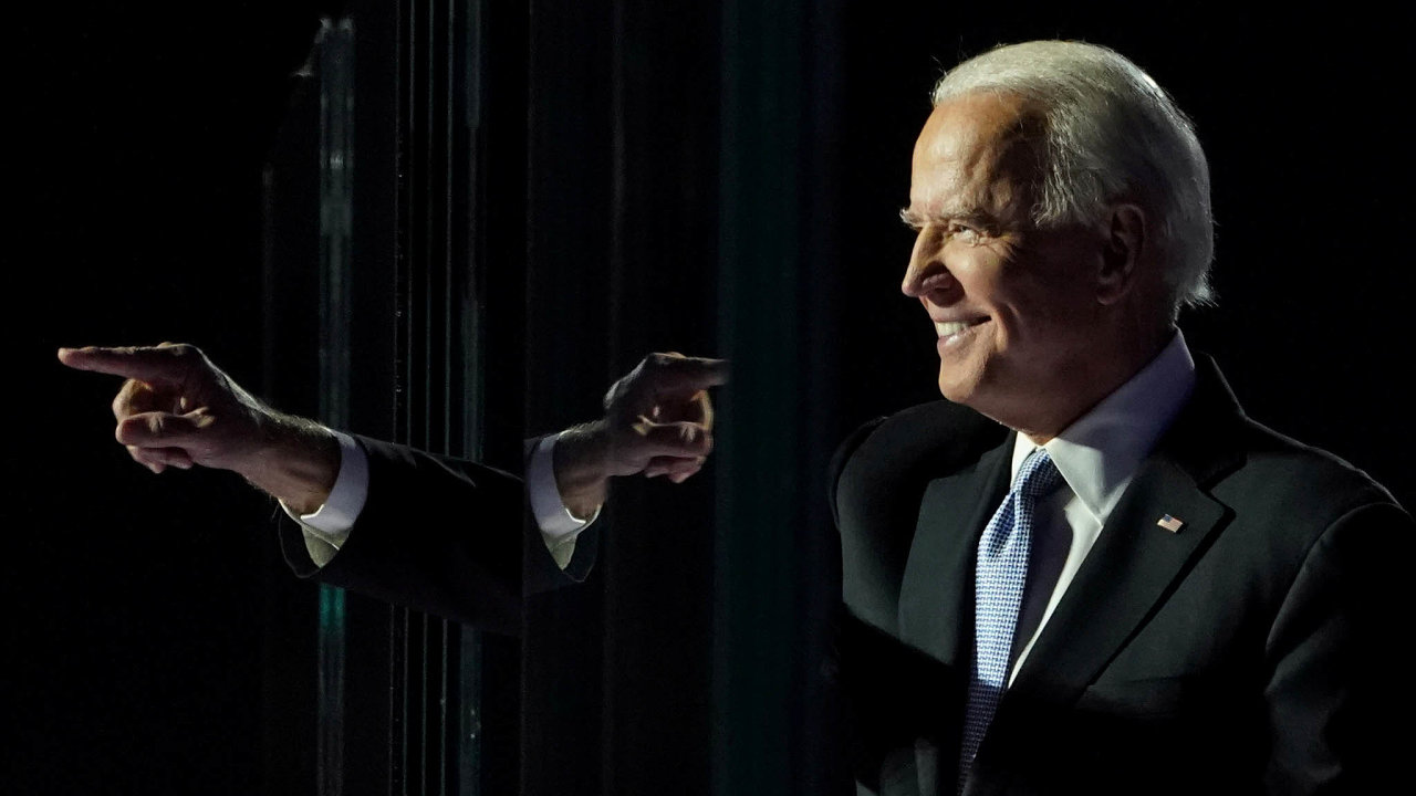 Odnového prezidenta Joea Bidena se především očekává, že jeho obchodní politika bude předvídatelnější.