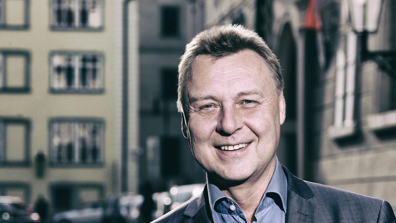 Zakladatel strojírenské skupiny Brano Group Pavel Juříček se rozhodl, že založí nový podnikatelský svaz.