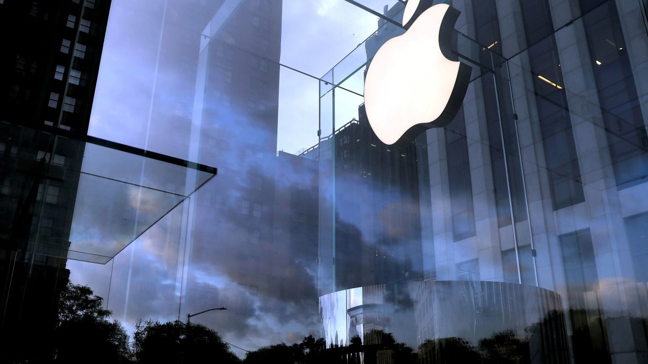Apple iPhone firma technologie