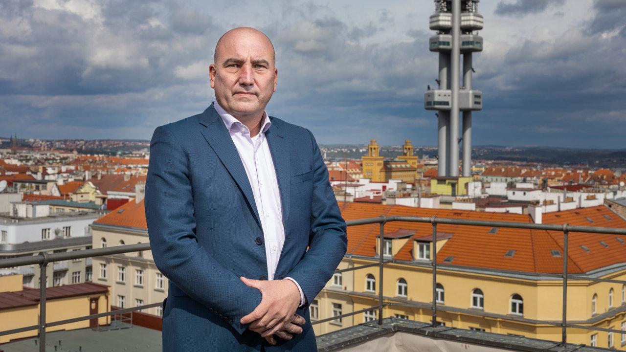 Zdeněk Kabátek, ředitel Všeobecné zdravotní pojišťovny