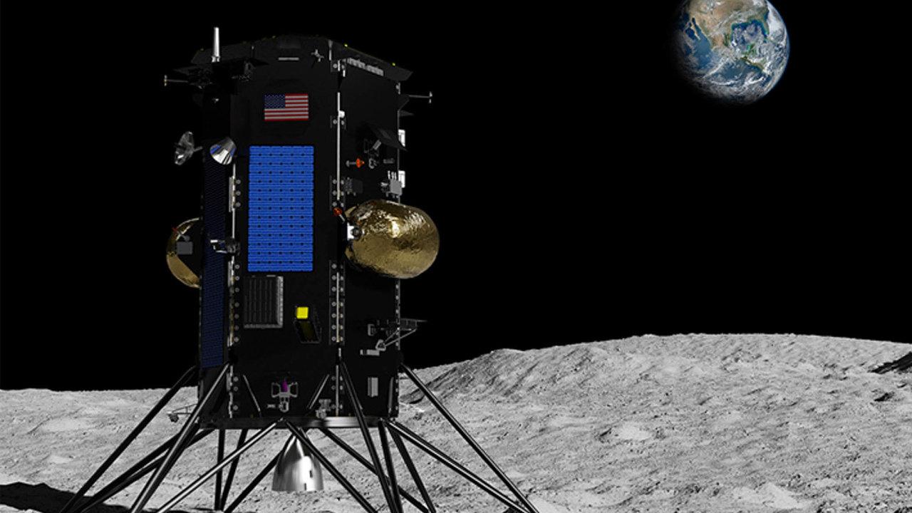Detektor Advacamu by měl naMěsíc dopravit bezpilotní lunární modul už začátkem příštího roku.