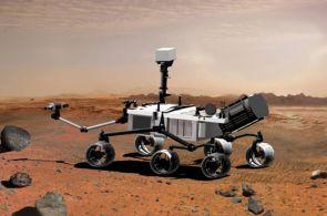 Robotické vozítko Curiosity
