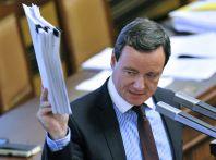 Poslanec David Rath komentuje zdravotnickou reformu