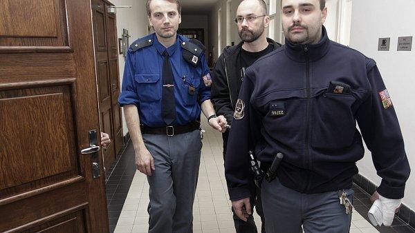 Bývalý ředitel Central Groupu Aleš Novotný u soudu