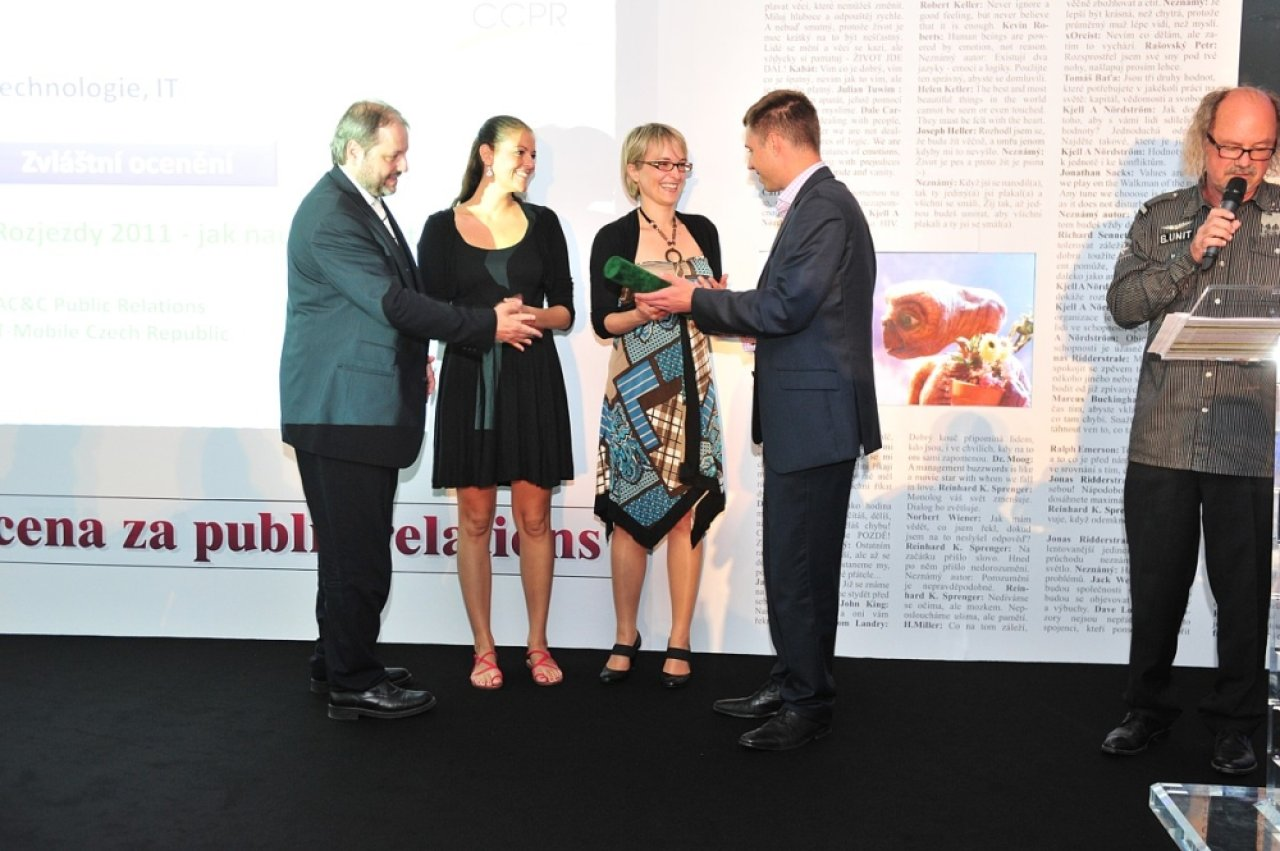 Česká cena za PR